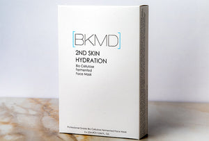 2nd Skin Hydration Biocellulose Fermented Face Mask - BKMD Lab