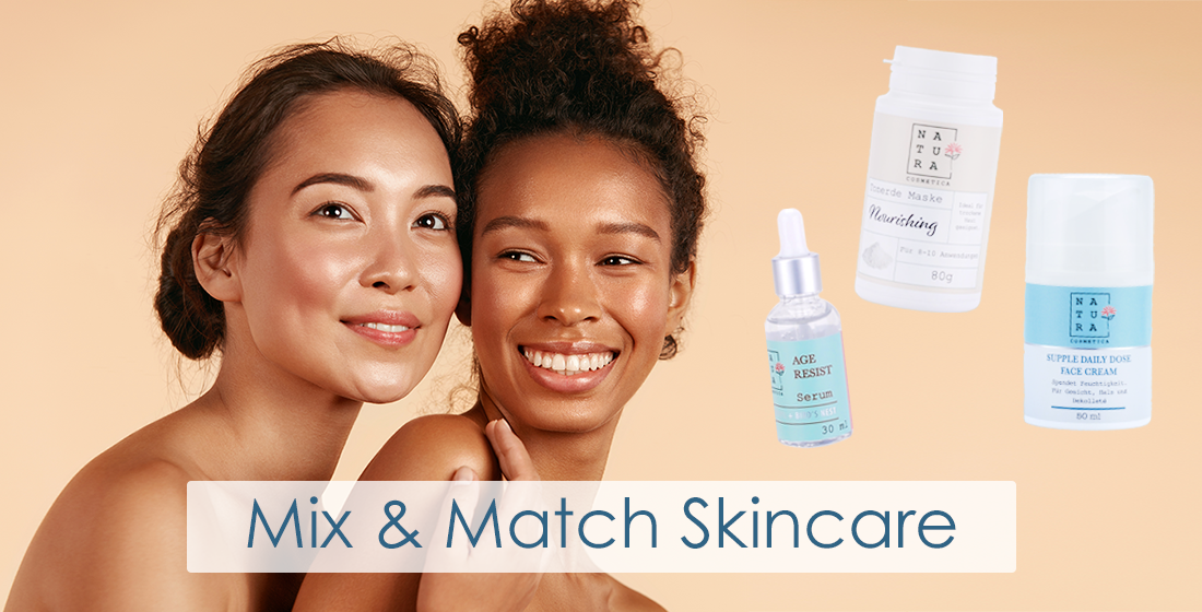 Natura Cosmetica Skin Care Mix and Match