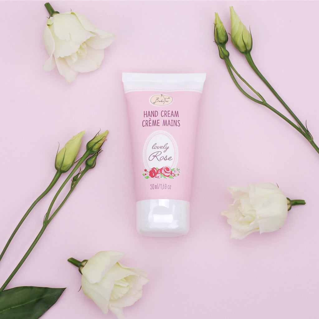 Handcreme Lovely Rose