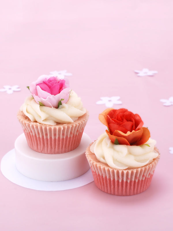Badecupcakes Romantic Rose