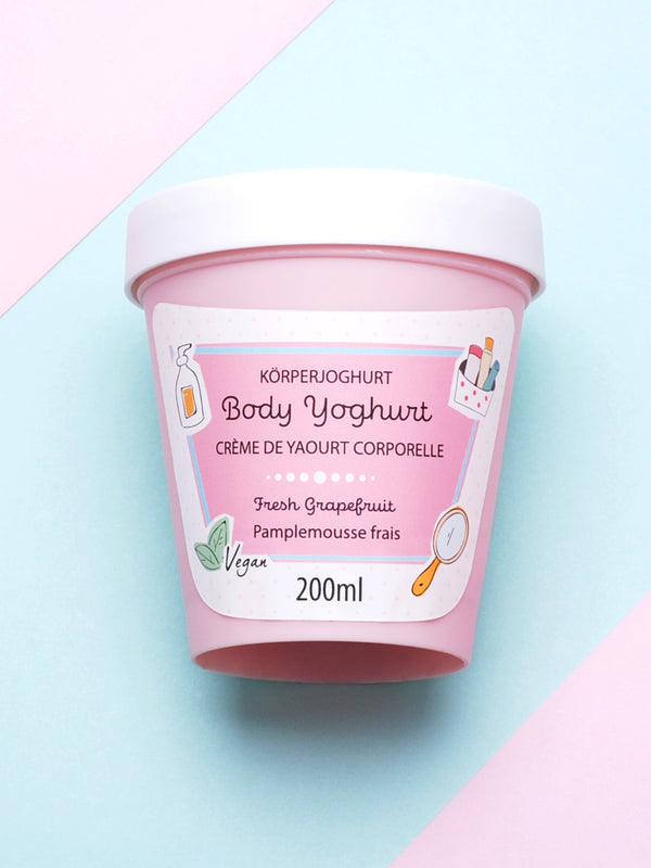 Candy Line Körperjoghurt Fresh Grapefruit