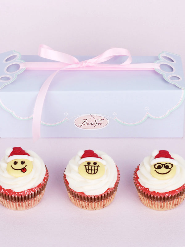3 für 2 Badecupcake-Set Holiday Fun