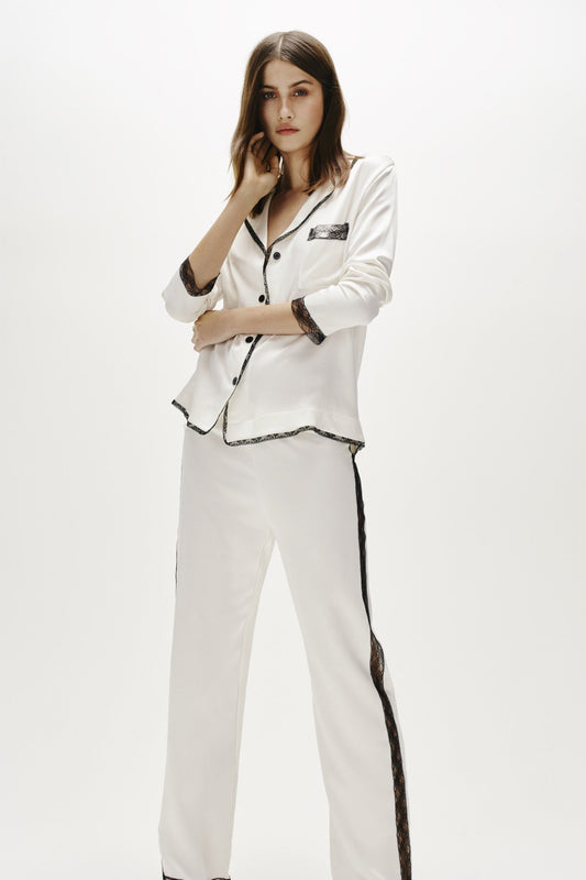 INES PYJAMA SET - Private Sale