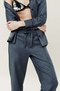 luxury pyjama trouser trousers for women