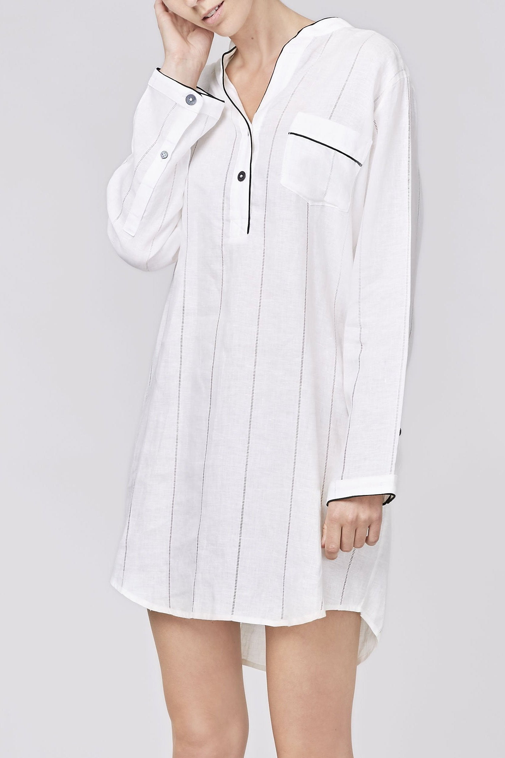 TESS SLEEP SHIRT