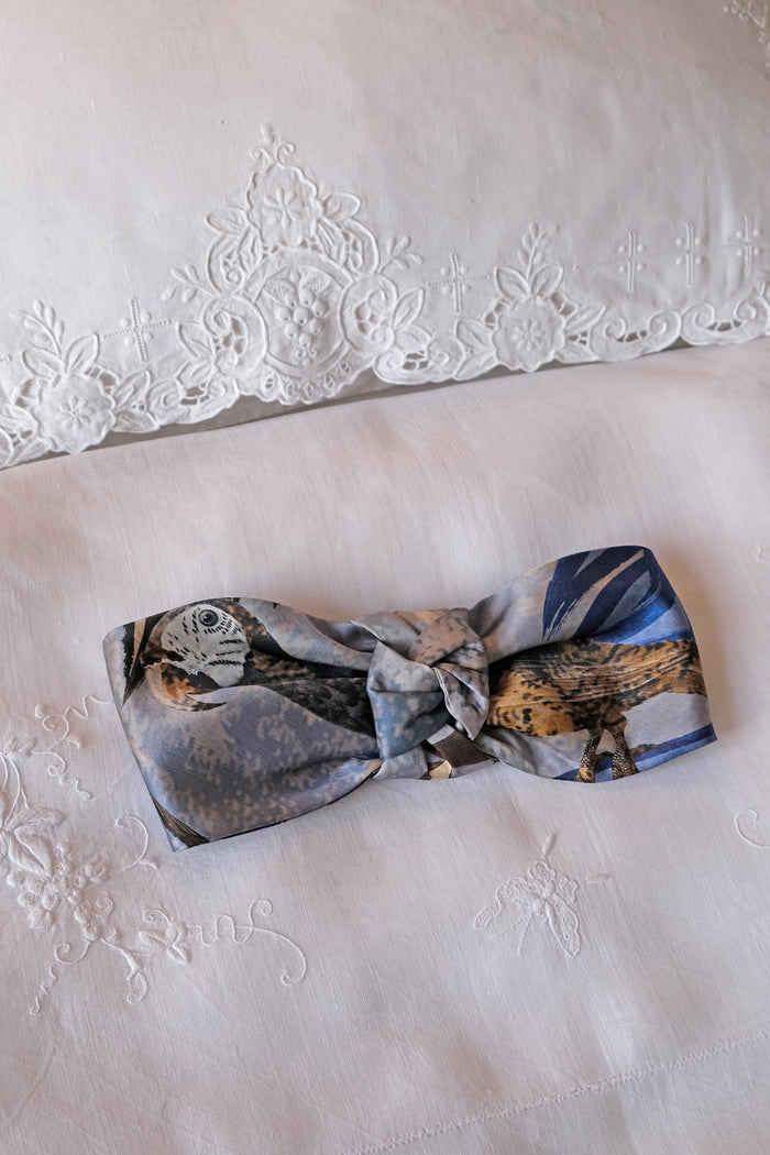 AURELIA SILK HEADBAND