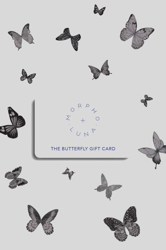 THE BUTTERFLY GIFT CARD