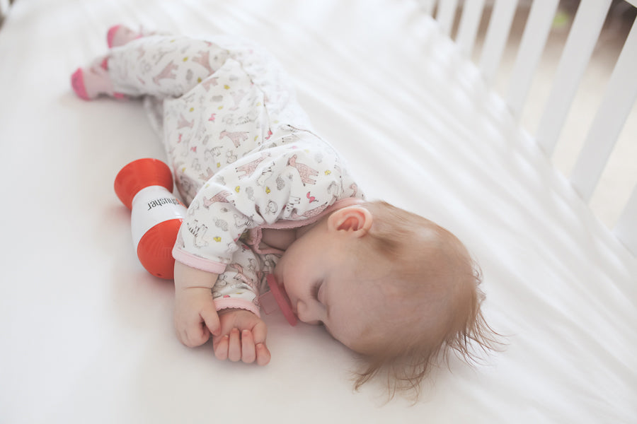 Baby Shusher to help baby sleep better, image courtesy of pNeo LLC