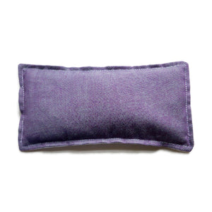 Lavender & Hops Flower Silk Eye Pillow