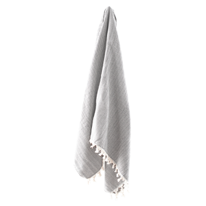 Reve Turkish Cotton throw blanket