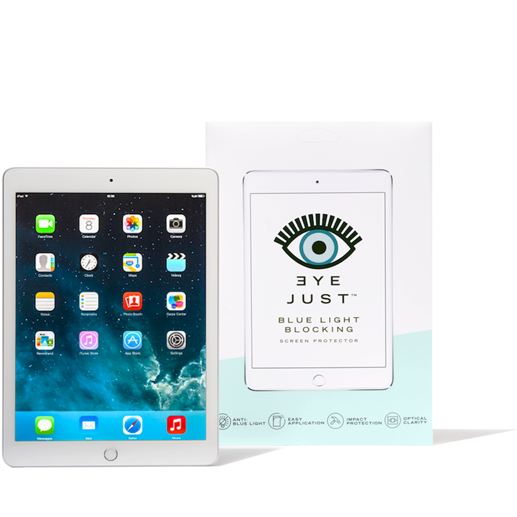 EyeJust Blue Light Blocking Screen Protector for iPad