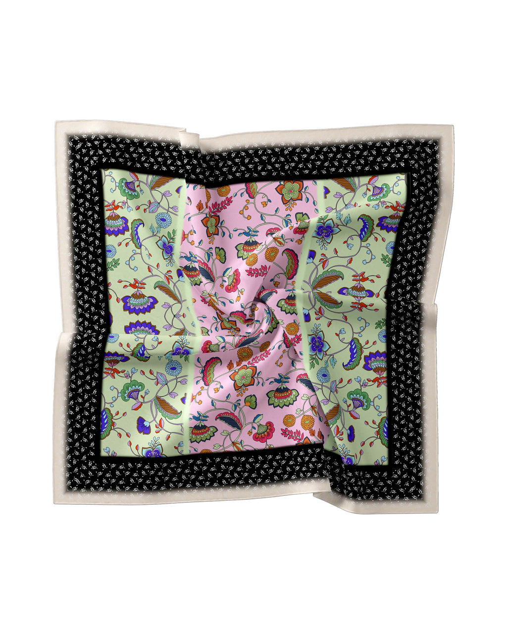 AC10005 - CHABANA SILK BLEND SCARF - accessories - scarves - Made from leftover fabric from our Summer 2020 collection, these scarves are the perfect addition to your warm weather wardrobe. Choose from 7 different colorways. Style as a head scarf, tie it on your beach bag, or just throw around your neck.The possibilities are endless.