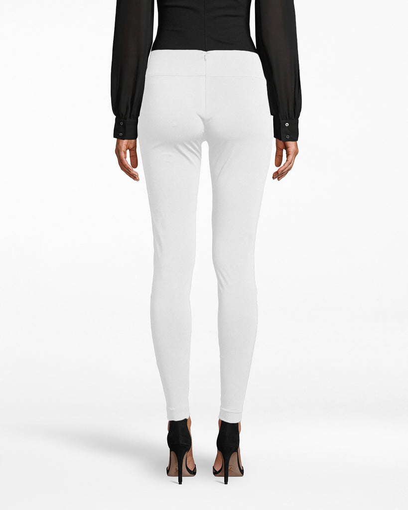 BG10348 - Nina Stetchy Tech Pants - bottoms - pants - OUR CLASSIC NINA PANTS ARE A CLOSET ESSENTIAL. THEY'RE FORM FITTING, COMFORTABLE AND GO WITH JUST ABOUT EVERYTHING. Add 1 line break STYLIST TIP: WEAR WITH YOURFAVORITE SHOES - SNEAKERS, HEELS OR BOOTS. Alternate View