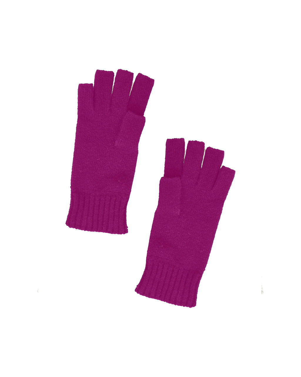 CA18510 - CASHMERE GLOVE - accessories - winter wear - Crafted from 100% cashmere, these classic gloves have finger cutouts so your hands can stay warm but still be accessible. Add 1 line break Stylist tip: Pair with the matching hat and scarf for a complete winter set.