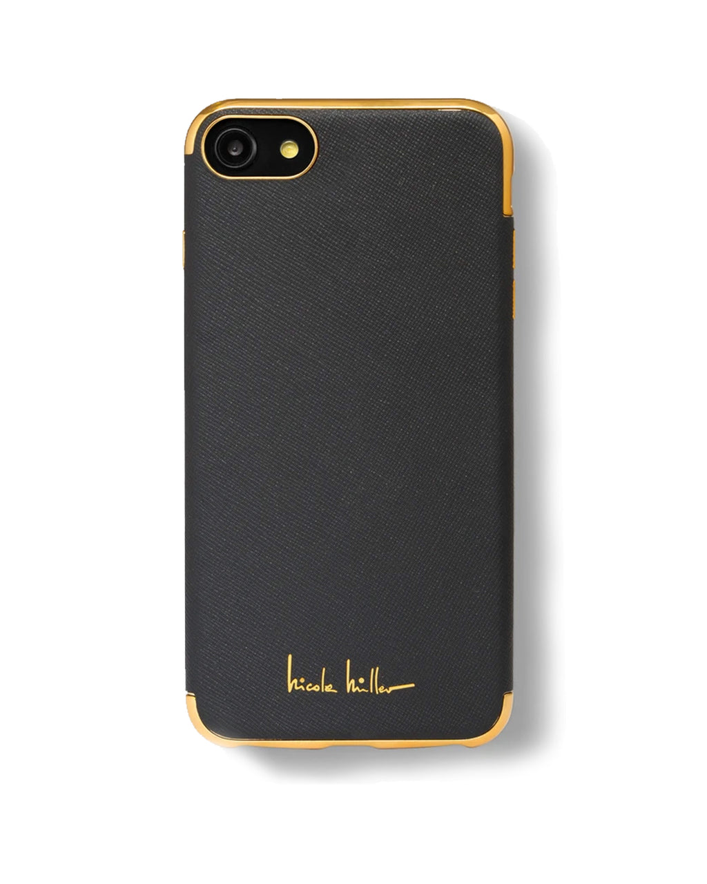 CHCBG02 - IPHONE X CROSSHATCH CASE - accessories - fashion tech - IN A BLACK CROSSHATCH, THIS IPHONE CASE IS A MODERN CLASSIC.