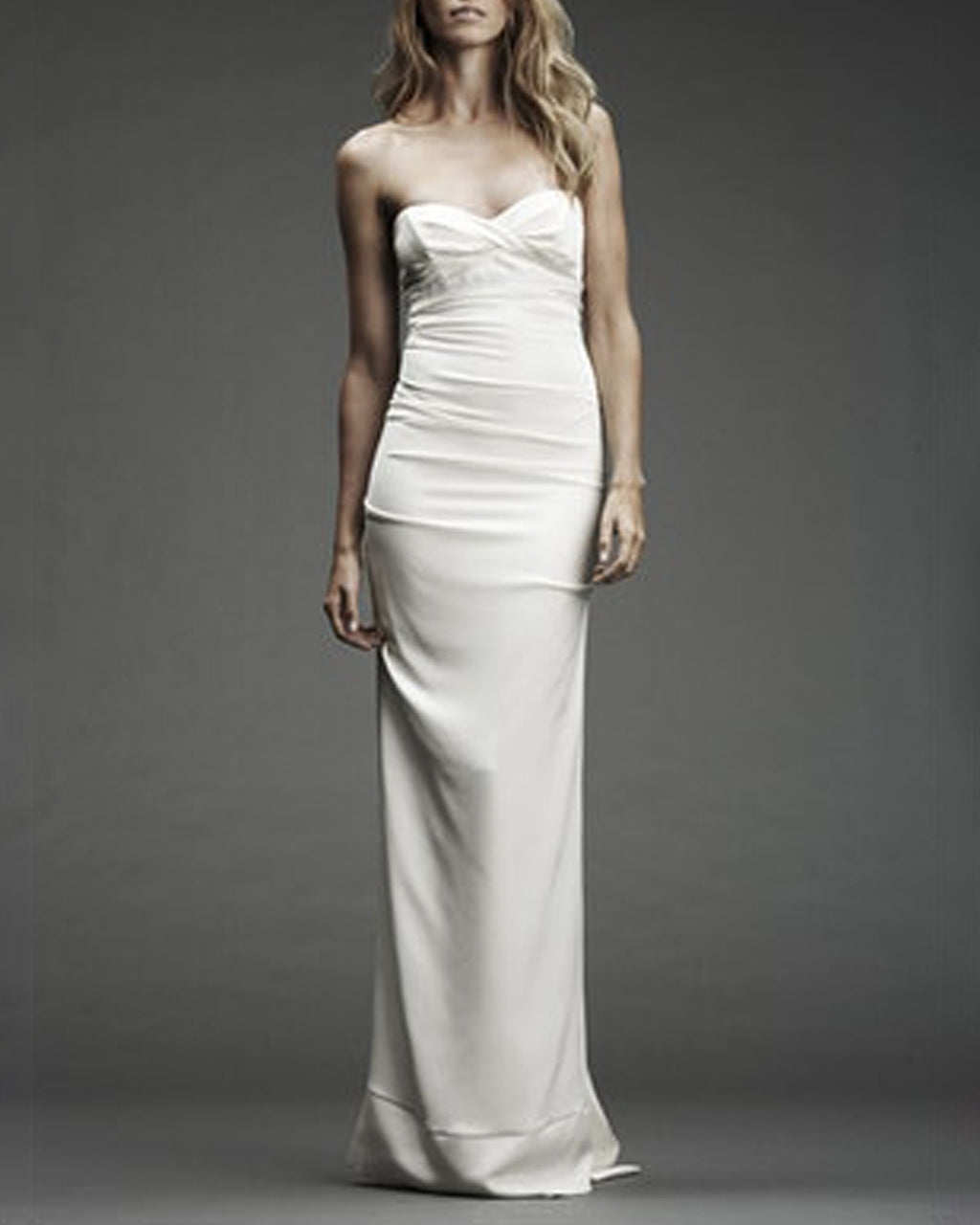 "DM0020 - ""CAMILLA"" CDC COMBO GOWN - samples - bridal - Final Sale BRIDAL GOWN"