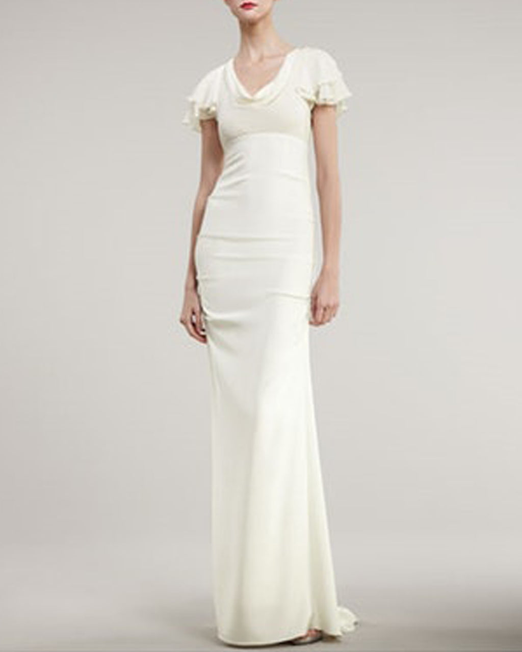 FA0035 - PIPPA HEAVY STRETCH CDC FRONT - samples - bridal - Final Sale Add 1 line break BRIDAL GOWN