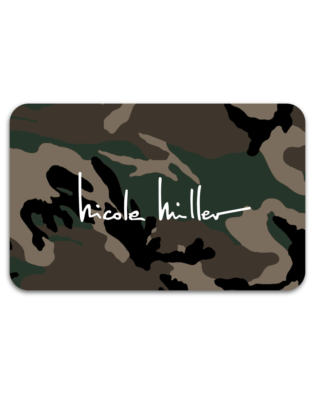 GC500 - $500 Nicole Miller e-Gift Card - accessories - gift cards - $500 Nicole Miller e-Gift Card