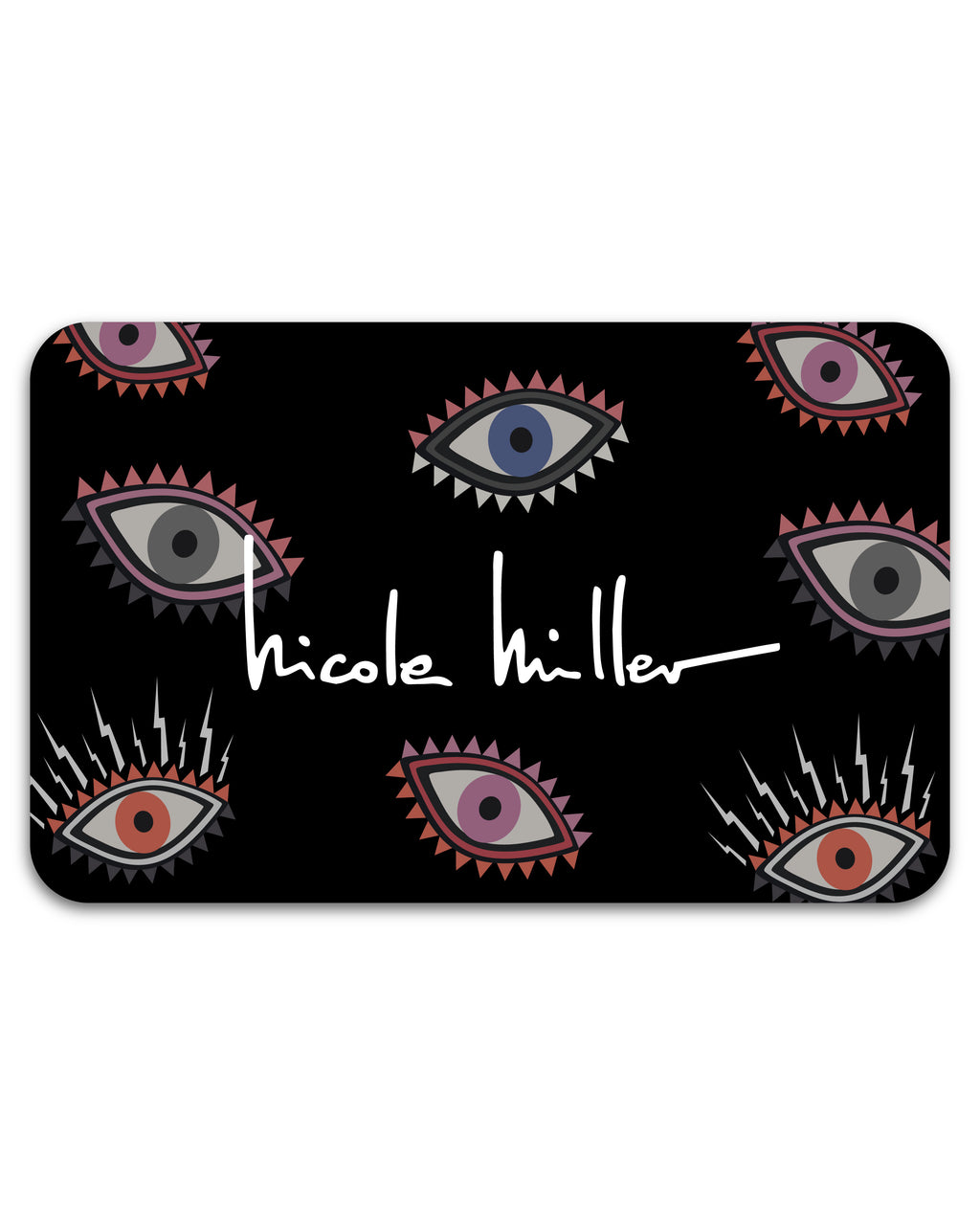 GC50 - $50 Nicole Miller e-Gift Card - accessories - gift cards - $50 Nicole Miller e-Gift Card