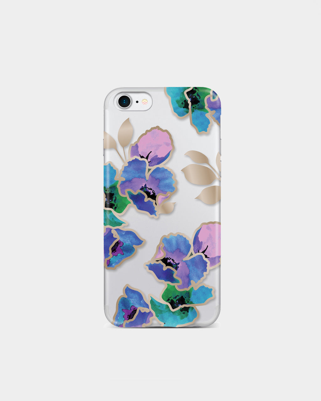 IC7045 - Botanical iPhone 7 Case - accessories - fashion tech - In a vibrant tropical print, this case is fit for the iPhone 7.