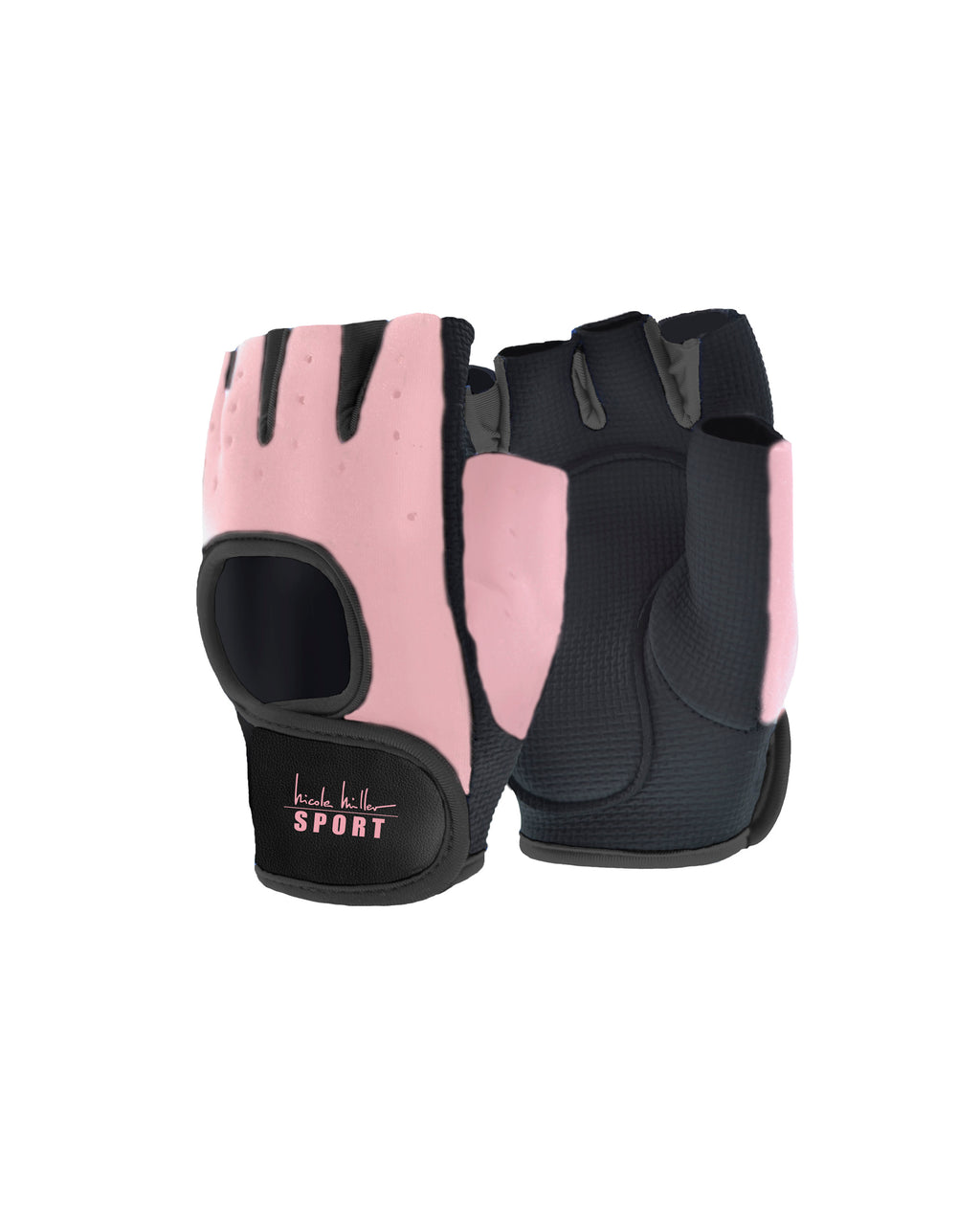 NMGSM - WORKOUT GLOVES S/M - accessories - activewear - Get a supported grip on your workout with our Universal Workout Gloves.Prevent calluses and blisters. Adjustable wrist closure. Size S/M.