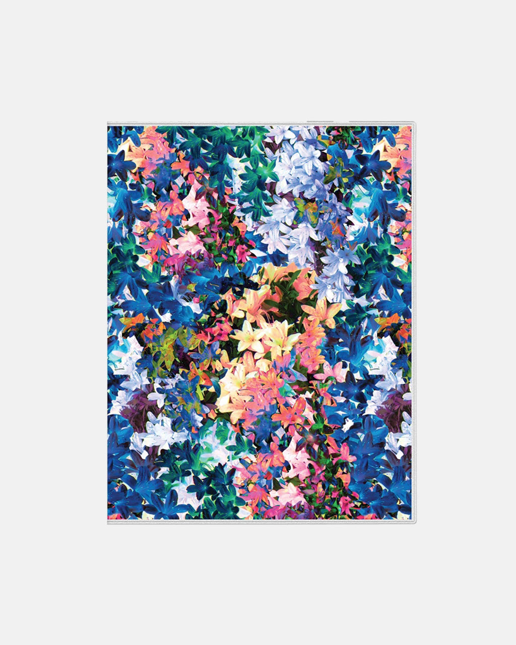 PP10026 - ye Dye Flowers 2019 Weekly and Monthly Planner - accessories - stationary - 12 months: january to december 2 pages per month with a reference calendar polypropylene cover with a staple binding helps prortect the pages