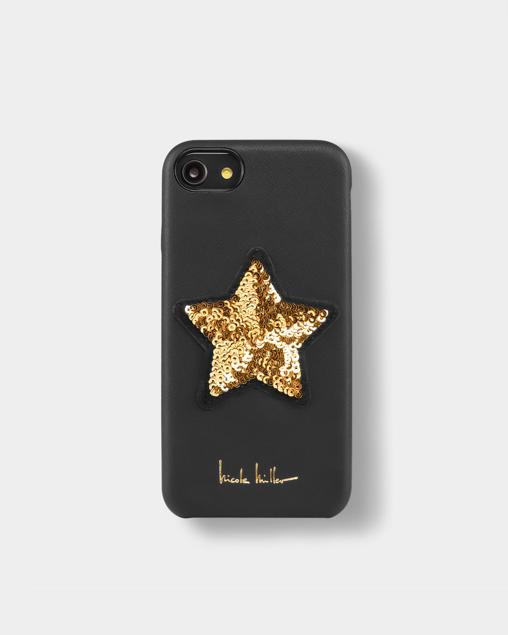 SSCGB01 - GOLD STAR SEQUIN IPHONE 6/6s/7/8 case - accessories - fashion tech - THIS SEQUIN STAR IPHONE CASE FEATURES A HARDSHELL.