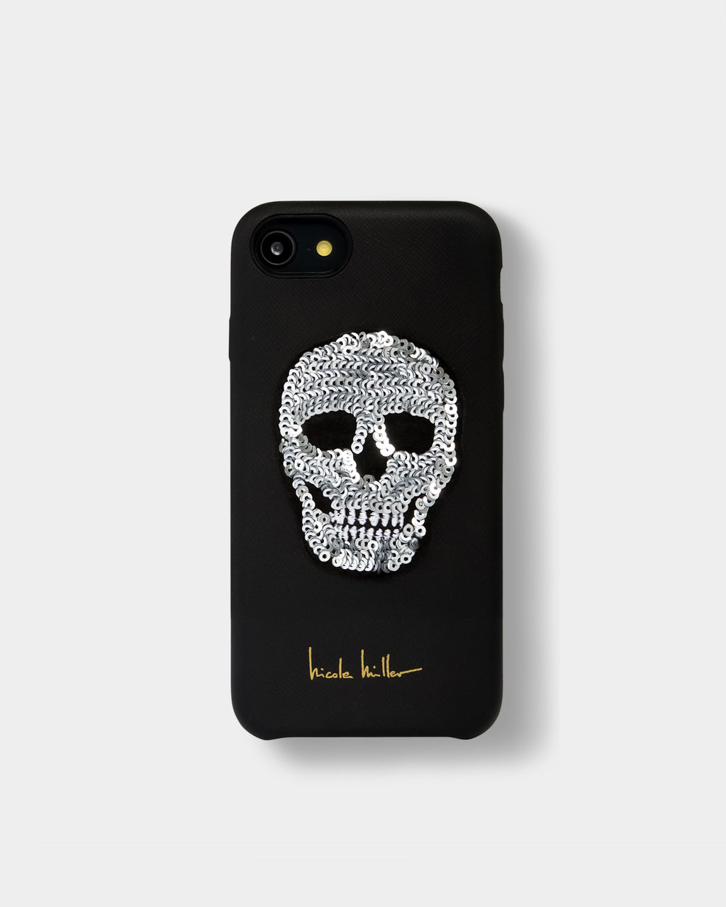 SSCSB01 - SEQUIN SKULL IPHONE 6/6S/7/8 CASE - accessories - fashion tech - Skull candy. This rebellious hard phone case is compatible with iPhone 6/6s/7/8 and is impact-resistant.
