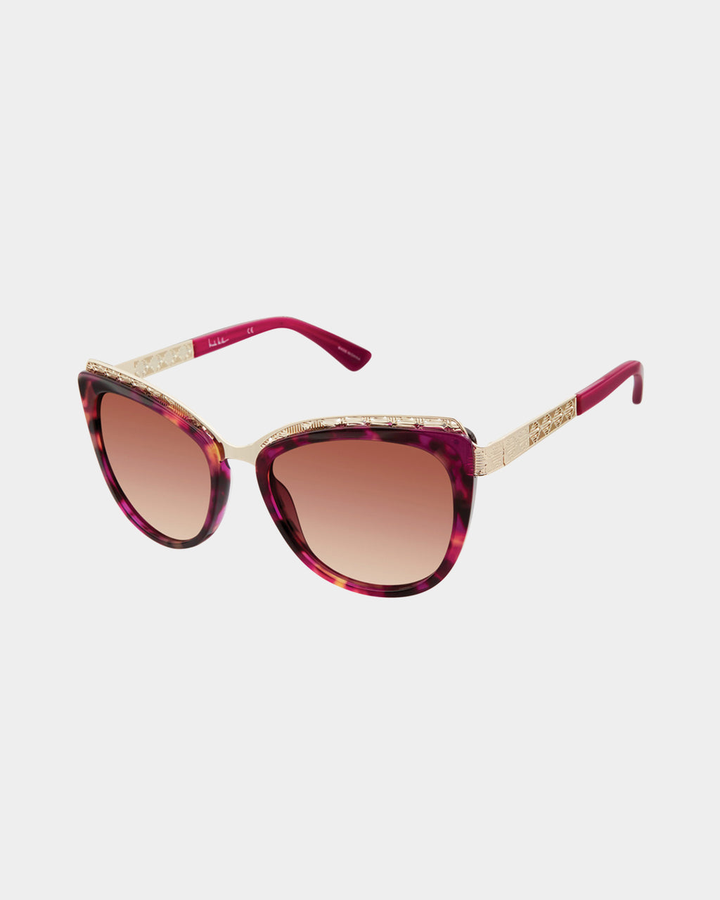 TULIP - TULIP SUNGLASSES - accessories - sunglasses - These oversized sunglasses are the perfect option for every day glamour.