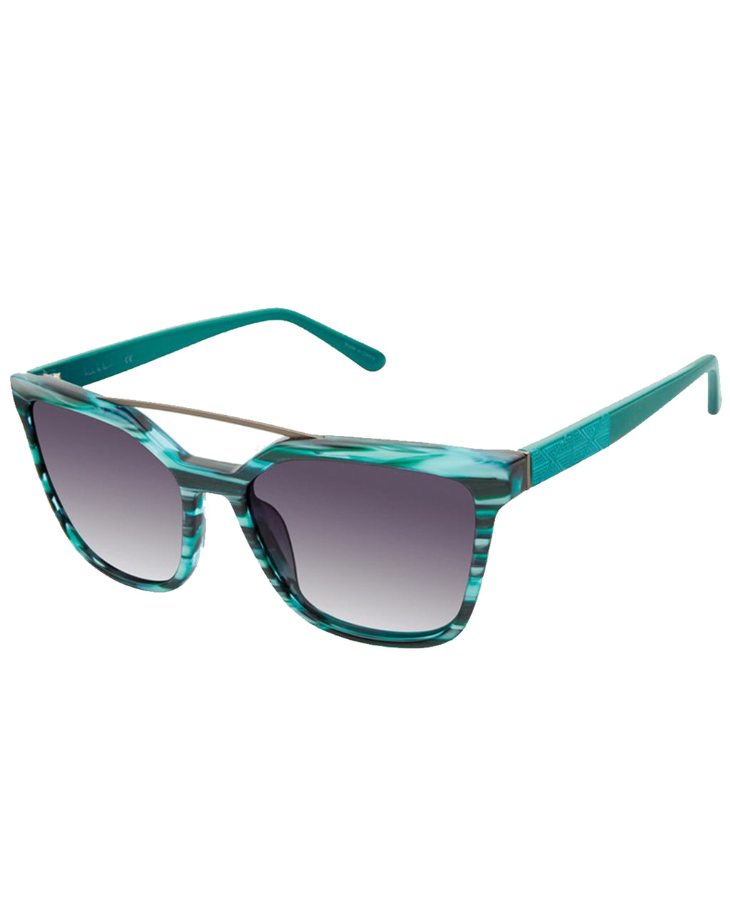 WEST - WEST SUNGLASSES - accessories - sunglasses - Trendy and fun, these sunglasses feature rectangular lenses and a bridged frame for an effortlessly cool look.