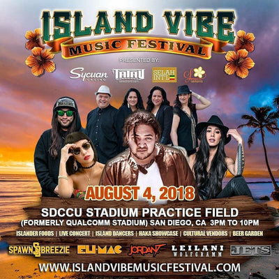 EVENT - Island Vibe Music Festival [08.04.18]