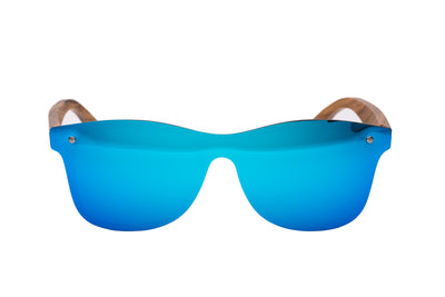 Blue Crush - Mirrored  - Polarized