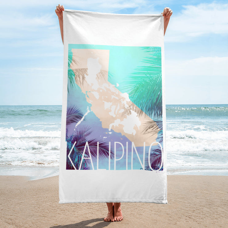 Kalipino Beach Towel