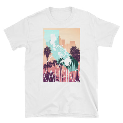 Kalipino Design Short-Sleeve Unisex T-Shirt