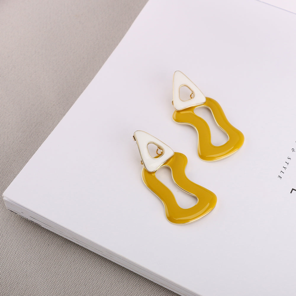 Taya Satement Earrings - atto.studio