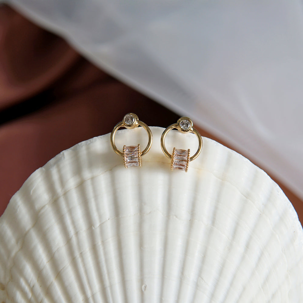 Amelia Stud Earrings - atto.studio