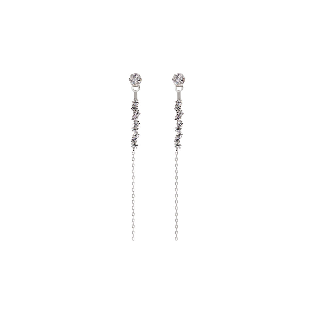 Astrid Sterling Silver Earrings