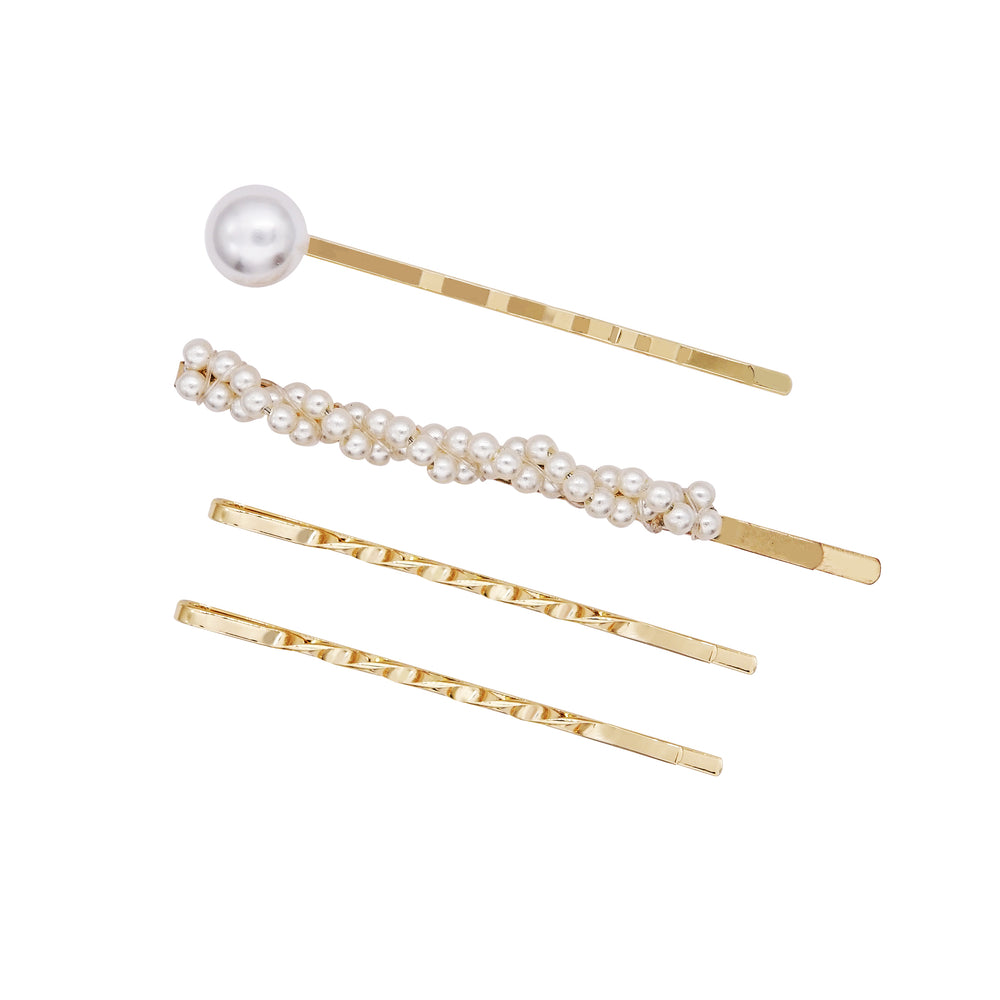 Benita Hair Barrette Set