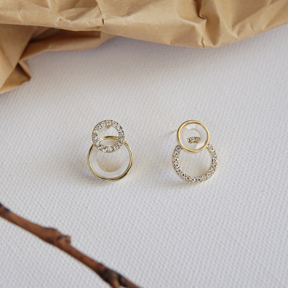 Lilou Stud Earrings - atto.studio