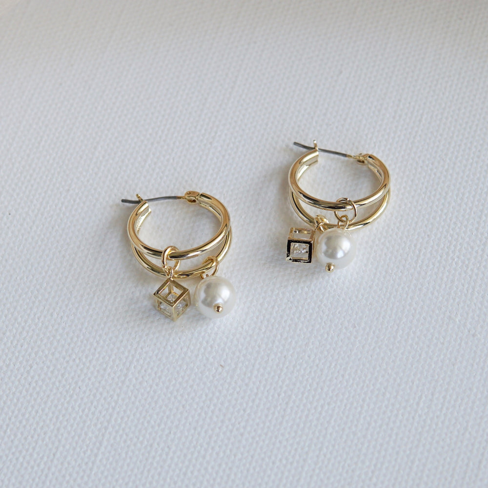 Miko Hoop Earrings - atto.studio