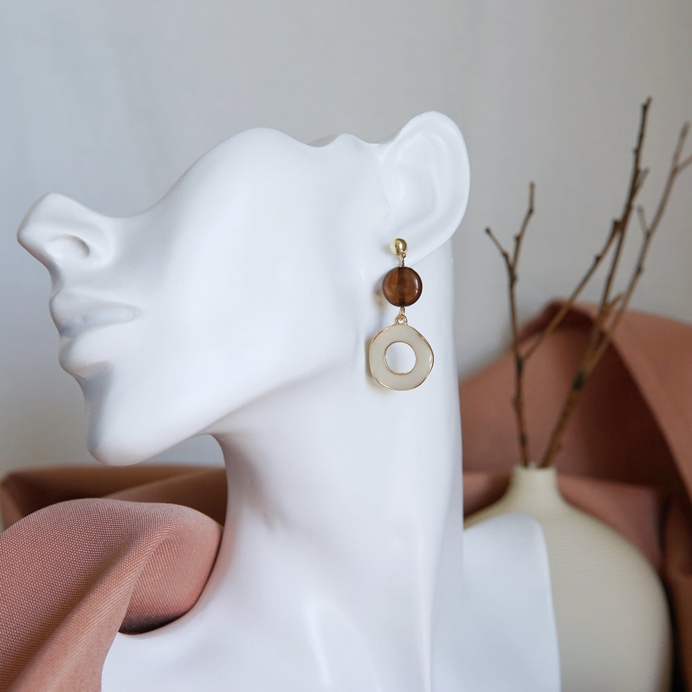 Etica Drop Earrings - atto.studio