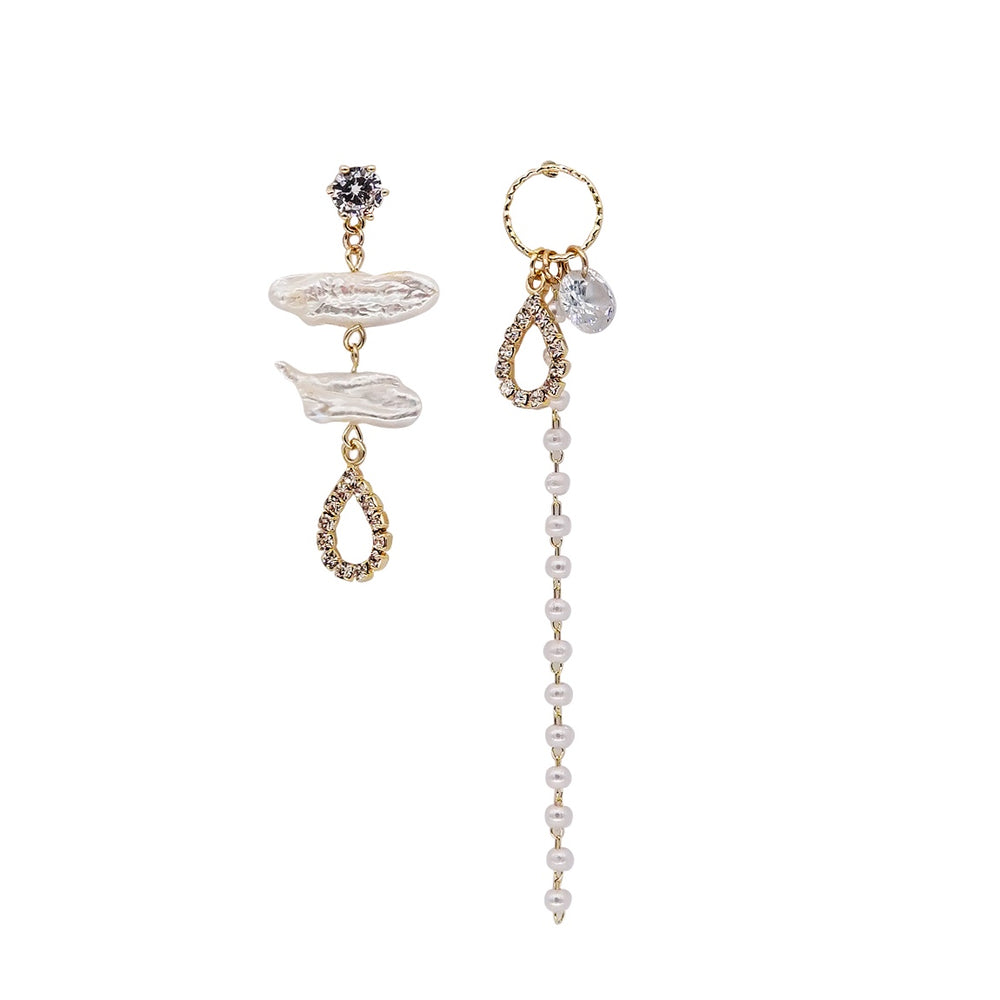 Franca Freshwater Pearl Earrings