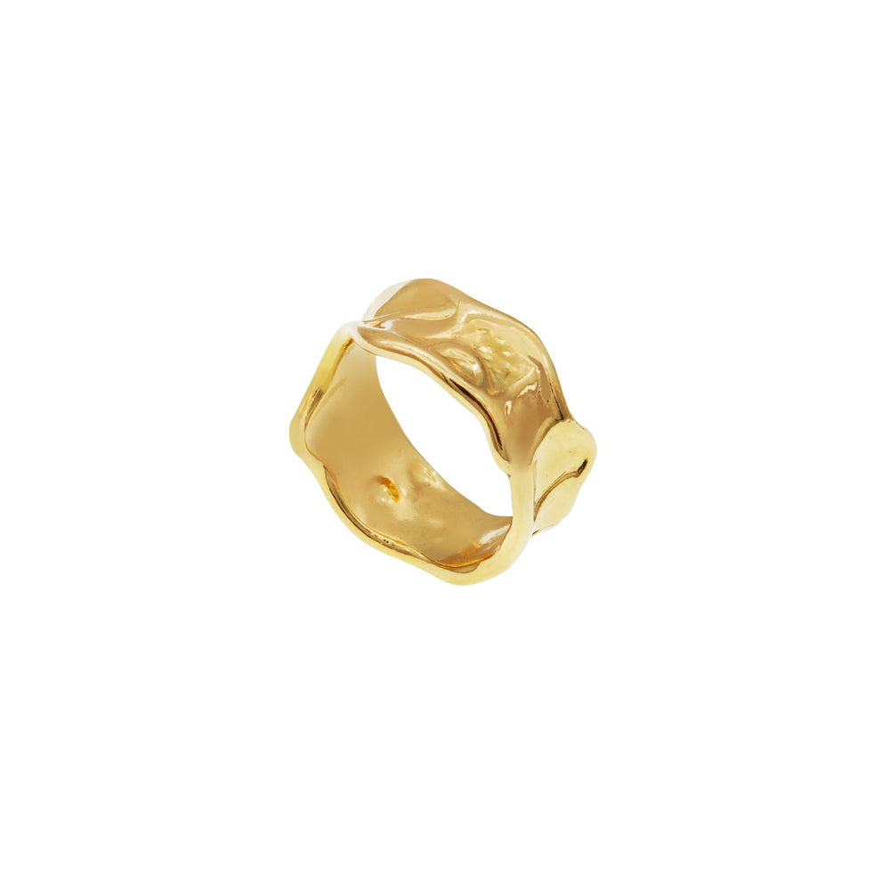 Load image into Gallery viewer, Nova Ring - GOLD - atto.studio