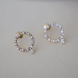 Load image into Gallery viewer, Ally Stud Earrings