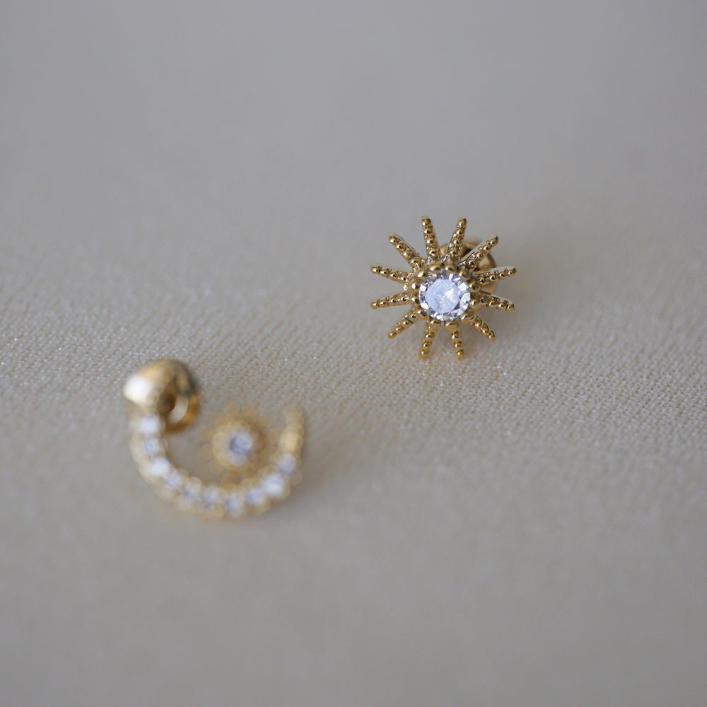 Athena Stud Earrings