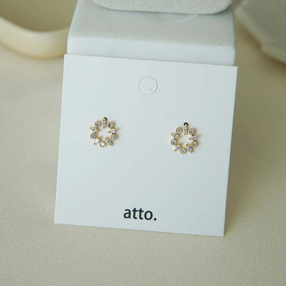 Scarlett Stud Earrings