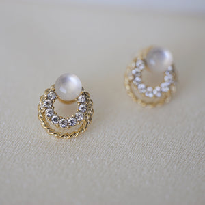 Miki Stud Earrings