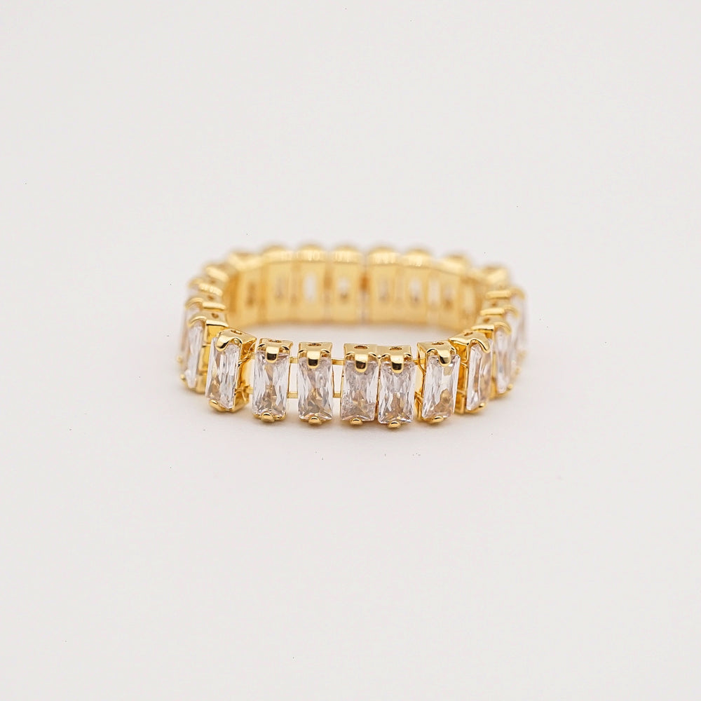 Aurora 18K Gold-plated Ring