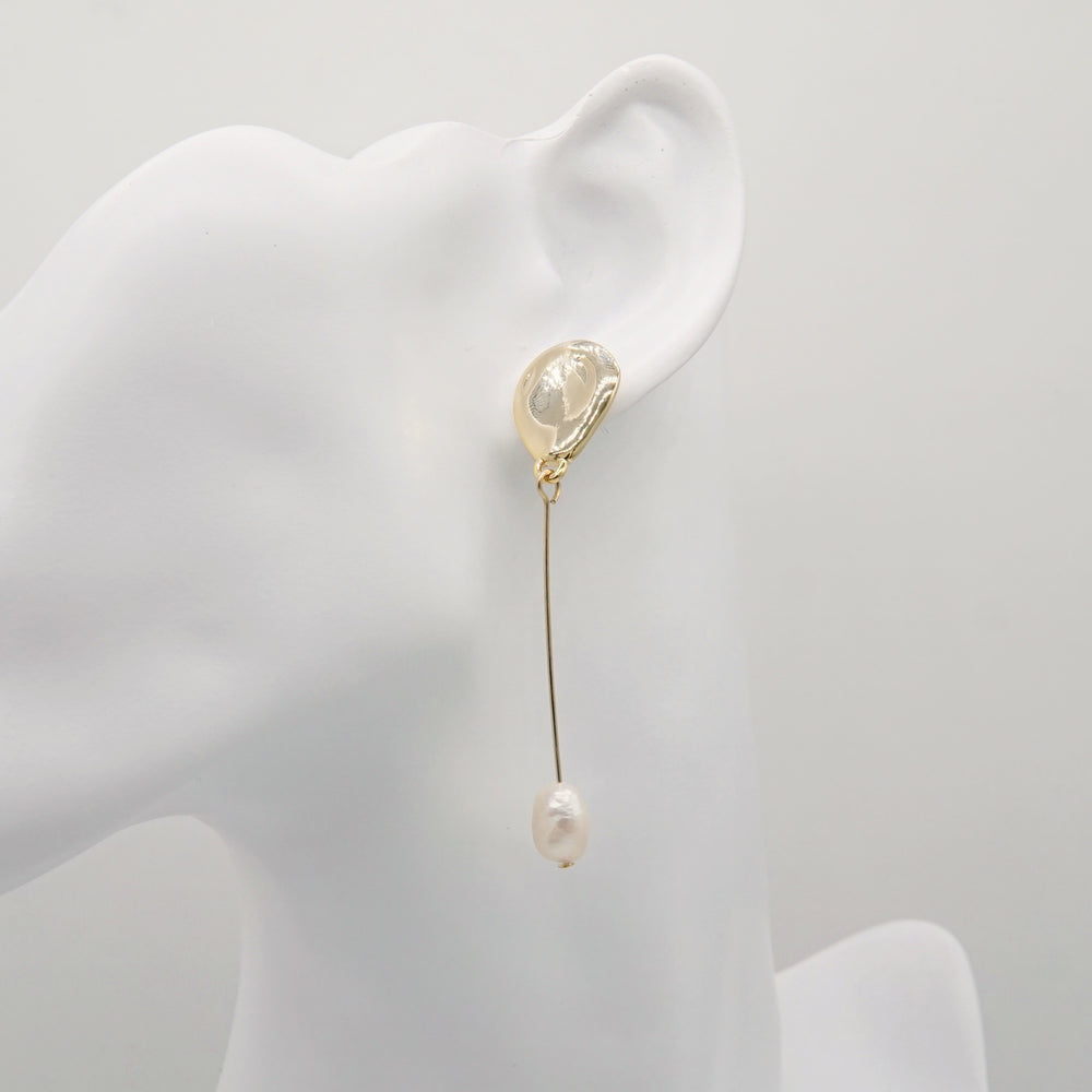 Helaine Freshwater Pearl Drop Earrings