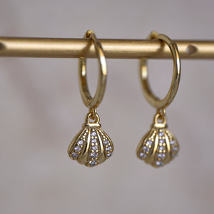 Taylor Sterling Silver Dainty Earrings
